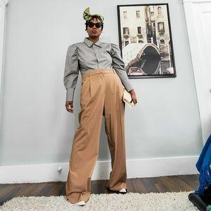 Conscious Wideleg Pants, XXL, Fits XL/XXL